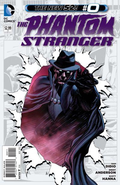 Comic - Phantom Stranger 0 - 2012