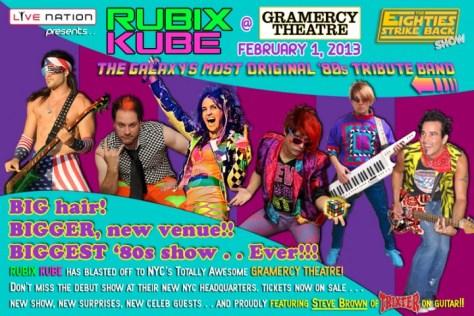 Poster - Rubix Kube - 0213