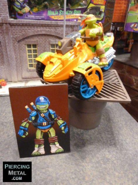 playmates toys, toy fair 2013, american international toy fair 2013, teenage mutant ninja turtles