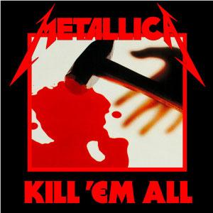 CD - Metallica - Kill Em All