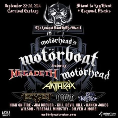 Photo - Motorhead Motorboat - 2014