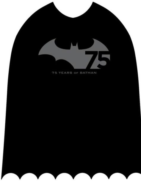 Batman Day - 2014 - Cape