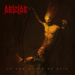 "Deicide Brings Us ""In The Minds Of Evil"" In Fall 2014"
