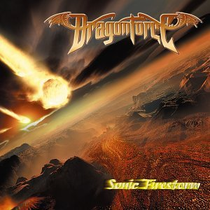 """Sonic Firestorm"" (remaster) by Dragonforce"