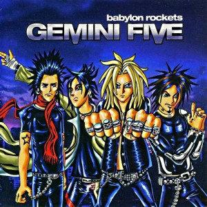"""Babylon Rockets"" by Gemini Five"
