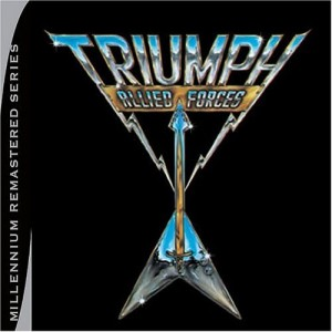"""Allied Forces"" (remaster) by Triumph"
