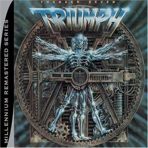 """Thunder Seven"" (remaster) by Triumph"