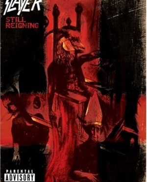 """Still Reigning"" [DVD] by Slayer"