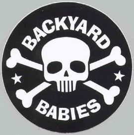Logo - Backyard Babies