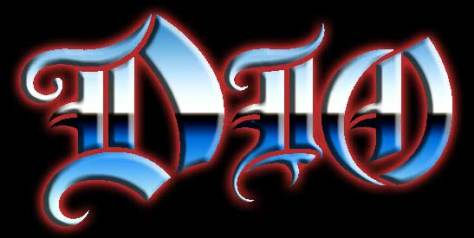 dio logo, ronnie james dio logo