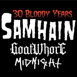 Tour - Samhain - 2014