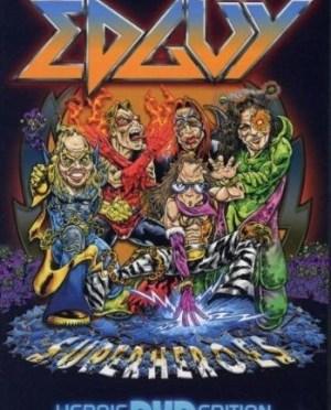 """Superheroes – Heroic DVD Edition"" by Edguy"