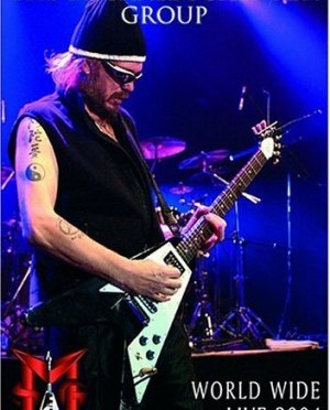 """""""World Wide Live 2004"""" by Michael Schenker Group"""