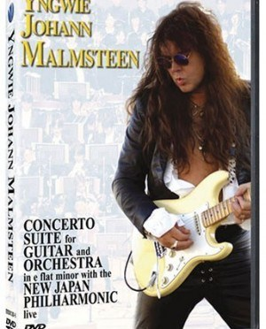 """Concerto Suite for Electric Guitar and Orchestra"" by Yngwie Malmsteen"