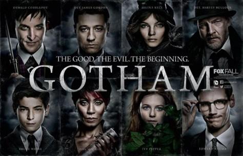 Poster - Gotham - S1 - 2014