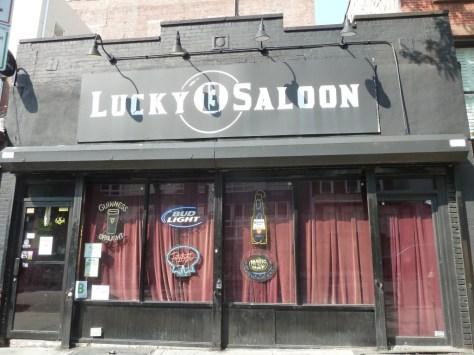 lucky 13 bar