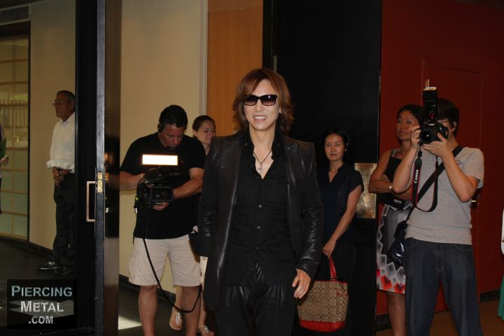 yoshiki, yoshiki press conference, japan society, x japan,