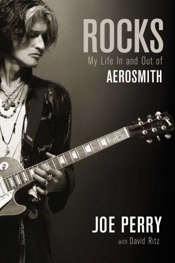 Book - Joe Perry - Rocks My Life In and Out of Aerosmith