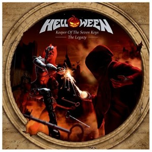 """Keeper Of The Seven Keys: The Legacy"" by Helloween"