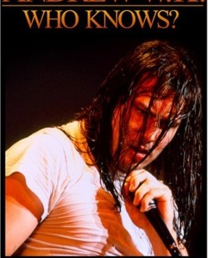 """Who Knows? Live In Concert: 2000-2004"" by Andrew W.K."