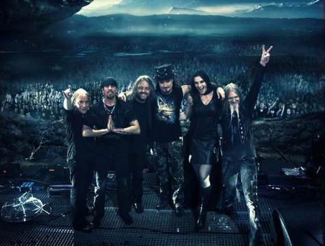 Photo - Nightwish - 2014