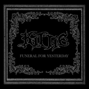 """Funeral For Yesterday"" by Kittie"