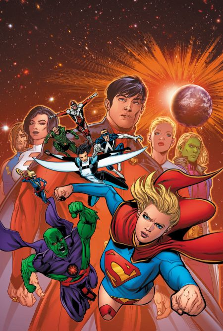 """Justice League United Annual"" #1"