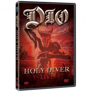 """Holy Diver Live"" (DVD) by Dio"