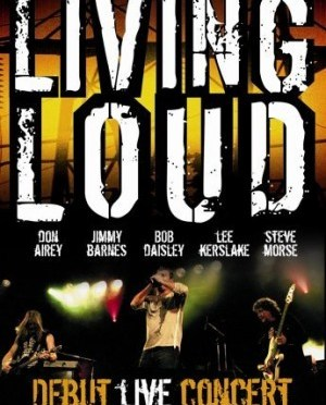 """Live Debut Concert"" by Living Loud"