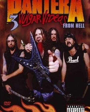"""""""3 Vulgar Videos From Hell"""" by Pantera"""