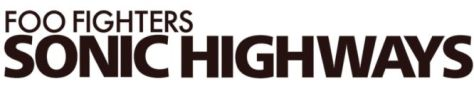 foo fighters sonic highways logo