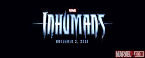 Logo - Inhumans - 2018