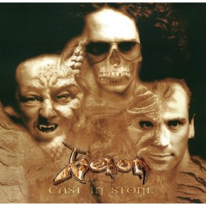 """Cast In Stone"" (remaster) by Venom"