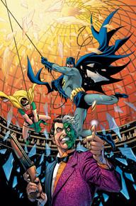 Comic - Batman 66 The Lost Episode - 1
