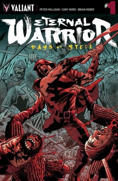 Comic - Eternal Warrior Days Of Steel - 1 - 2014