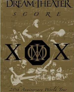 """Score: 20th Anniversary World Tour Live with the Octavarium Orchestra"" (DVD) by Dream Theater"