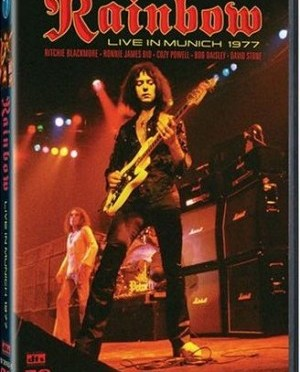 """Live In Munich 1977"" (DVD) by Rainbow"