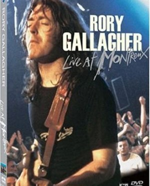 """""""Live At Montreux: The Definitive Collection"""" by Rory Gallagher"""
