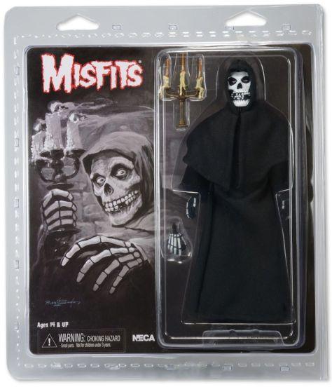 Figure - Misfits Fiend - Black Pkg