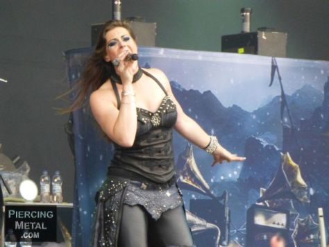 nightwish, nightwish concert photos, tuska open air festival