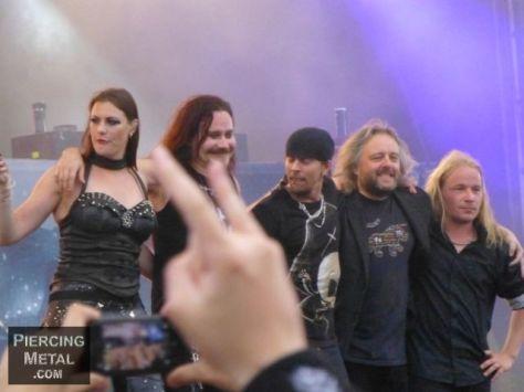 nightwish, nightwish concert photos, tuska open air festival