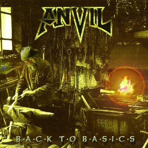 """Back To Basics"" (remaster) by Anvil"