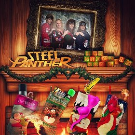 """The Stocking Song"" (Single) by Steel Panther"