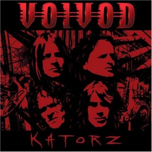 """Katorz"" (re-release) by Voivod"
