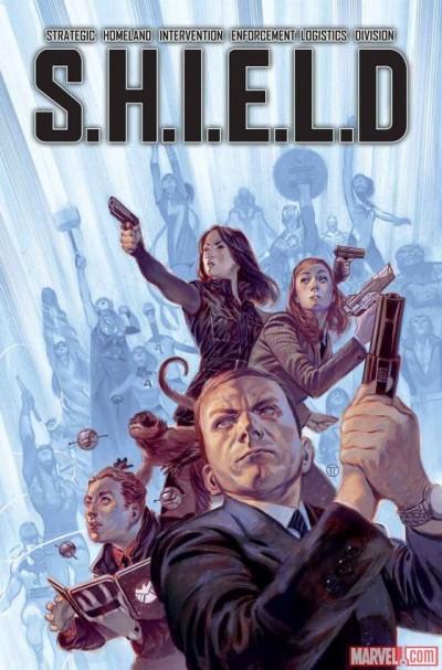 Comic - SHIELD 1 - 2014