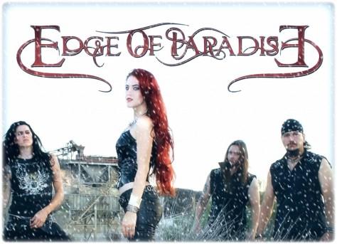 Holiday - Edge Of Paradise - 2014