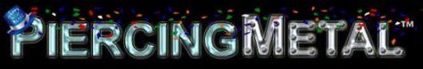 Logo - PiercingMetal - New Year