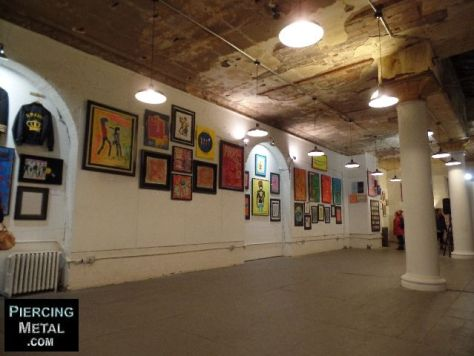 exhibition, hotel chelsea storefront gallery