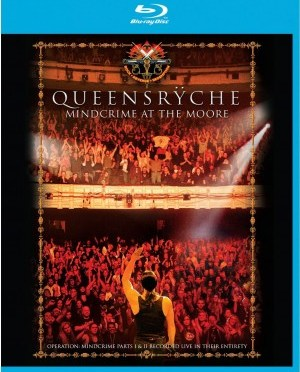 """Mindcrime At The Moore"" (Blu-ray) by Queensryche"