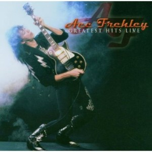"""Greatest Hits Live"" by Ace Frehley"